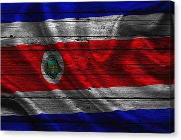Costa Rica Canvas Print by Joe Hamilton