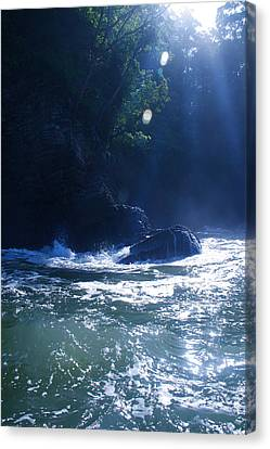 Costa Rica Light Canvas Print