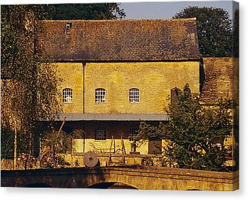 Cotswold Cottage Canvas Print
