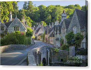 Cotswold Village Canvas Print by Brian Jannsen