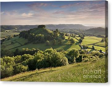 Cotswolds 1 Canvas Print by Rod McLean