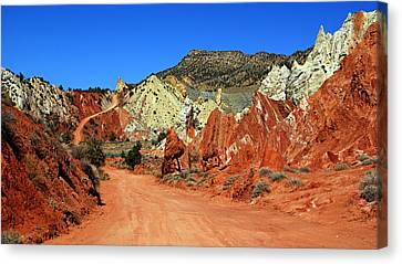 Cottonwood Canyon Road IIi Canvas Print