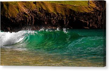Coumeenole Beach Canvas Print by Florian Walsh