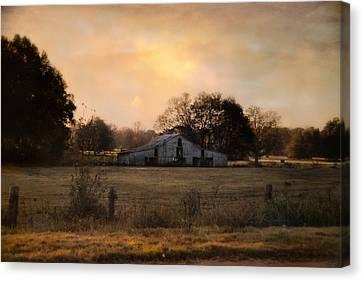 Country Heirloom Canvas Print by Jai Johnson