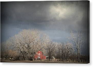 Country Storms.. Canvas Print by Al  Swasey