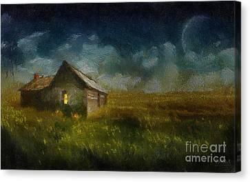 Countryside Wonder Canvas Print