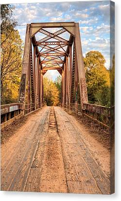 Coutry Roads In Brooklyn Canvas Print by JC Findley
