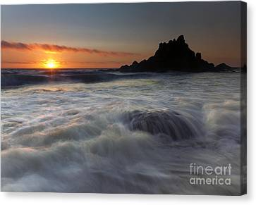 Covered Canvas Print