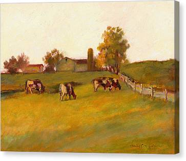 Cows2 Canvas Print