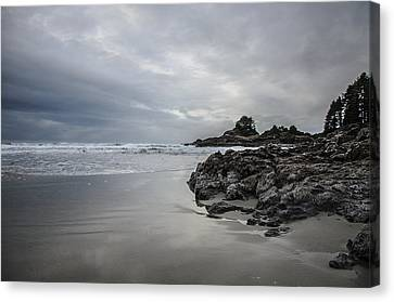 Cox Bay Afternoon  Canvas Print