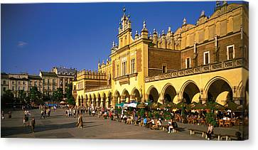 Cracow Poland Canvas Print by Panoramic Images