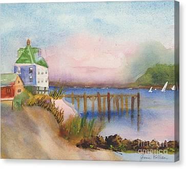 Cranberry Islands Canvas Print