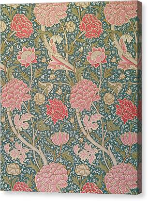 Cray Canvas Print by William Morris