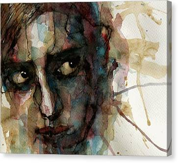 Entertainer Canvas Print - Creole Goddess by Paul Lovering