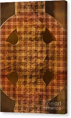 Criss-cross Canvas Print by Floyd Menezes