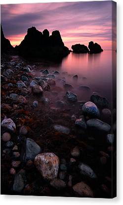Cromarty Sunrise Canvas Print