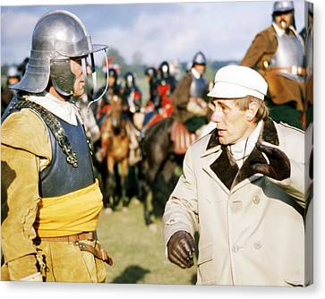 Cromwell  Canvas Print by Silver Screen