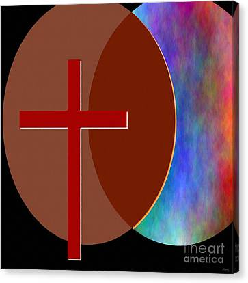 Crossing Paths Canvas Print by Glenn McCarthy Art and Photography