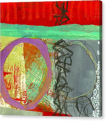 Crossroads 32 Canvas Print by Jane Davies