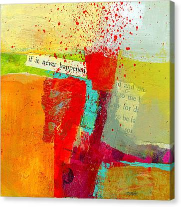 Crossroads 58 Canvas Print by Jane Davies