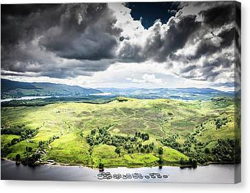 Cruachan Power Station Canvas Print by Gustoimages