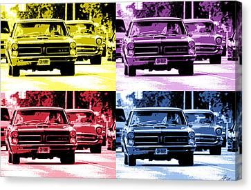 Cruise Pop 2 Canvas Print by Gordon Dean II