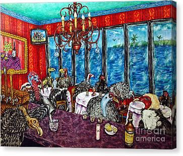 Cruisin Canvas Print by Jay  Schmetz