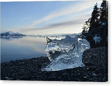 Alaska Canvas Print - Crystal Entity by Ted Raynor