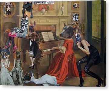 Cscr 16 Canvas Print by Lisa Piper
