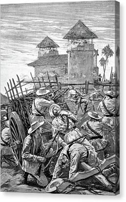 Cuba, 1895 Canvas Print