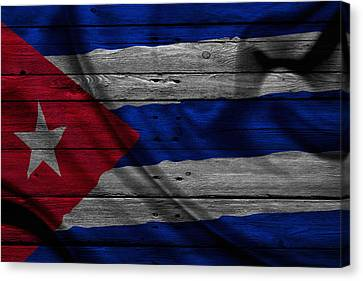 Cuba Canvas Print by Joe Hamilton