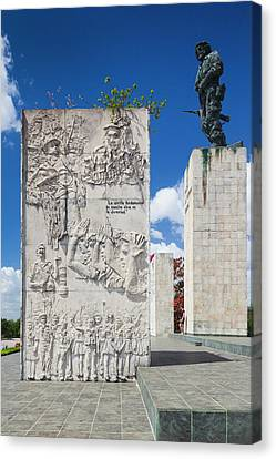 Cuba, Santa Clara Province, Santa Canvas Print