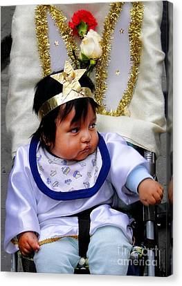 Cuenca Kids 380 Canvas Print