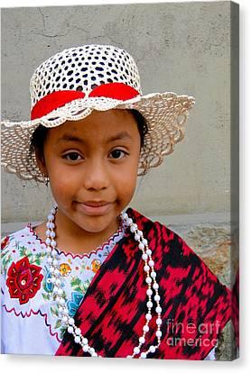 Cuenca Kids 384 Canvas Print