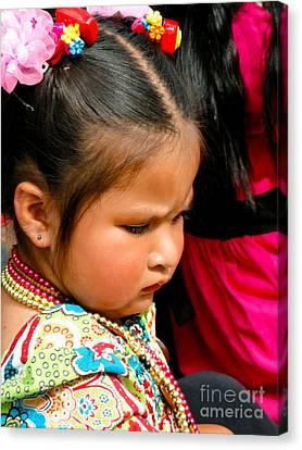 Cuenca Kids 547 Canvas Print