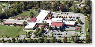 Cullowhee Valley School Canvas Print