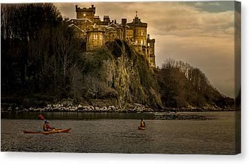 Culzean Castle Scotland Canvas Print