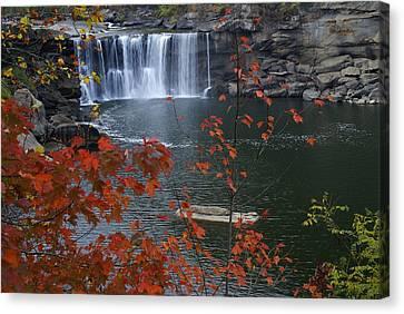 Cumberland Falls Canvas Print