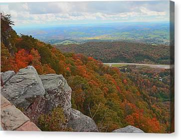 Cumberland Gap Canvas Print by Dennis Baswell