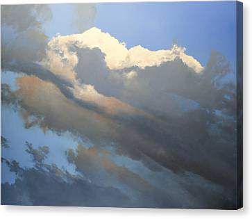 Canvas Print - Cumulus 2 by Cap Pannell