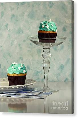 Cupcake Frenzy Canvas Print