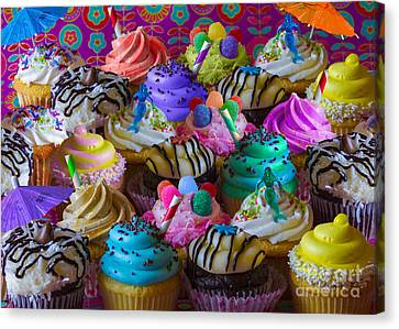 Cupcake Galore Canvas Print
