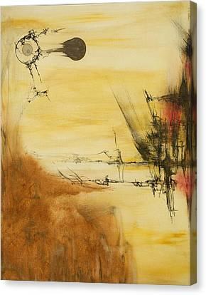 Encounter #5 Canvas Print