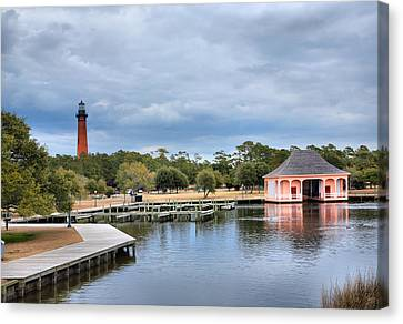 Currituck Heritage Park II Canvas Print by Steven Ainsworth