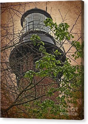 Currituck Light House Canvas Print