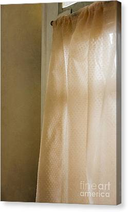 Curtains Canvas Print by Margie Hurwich