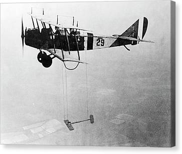 Curtiss Jn-4h Research Aircraft Canvas Print by Nasa