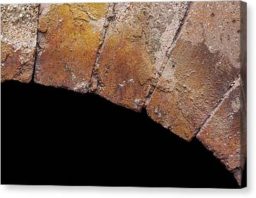 Bolts Canvas Print - Curvature by Fran Riley