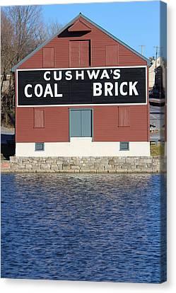 Cushwa Coal Canvas Print by JB Stran