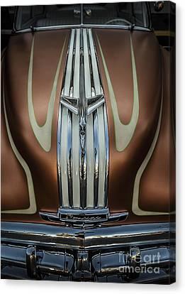 Custom Pontiac Canvas Print by Holly Martin